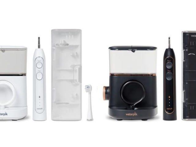 Waterpik'牙线牙刷'正在被召回,因为它可能会让您的浴室着火