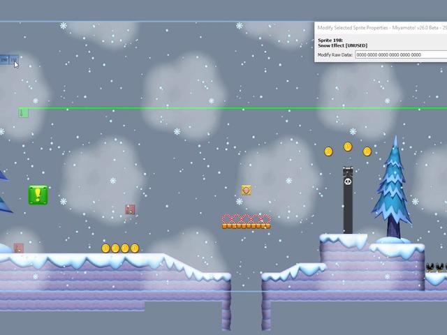 YouTuber utilise des outils conçus par des fans pour présenter le contenu inutilisé du <i>New Super Mario Bros. U</i>