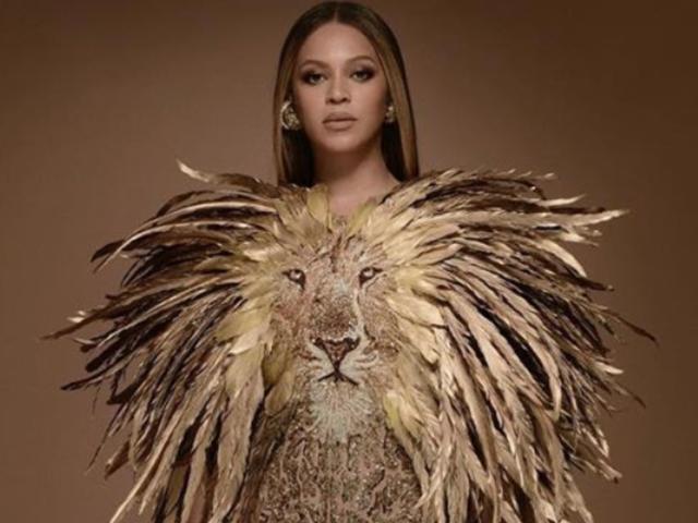 För första gången på sex år har Beyoncé gjort en intervju