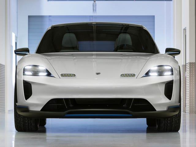 The Porsche Mission E Cross Turismo Concept Is The Future Whether You Like It Or Not