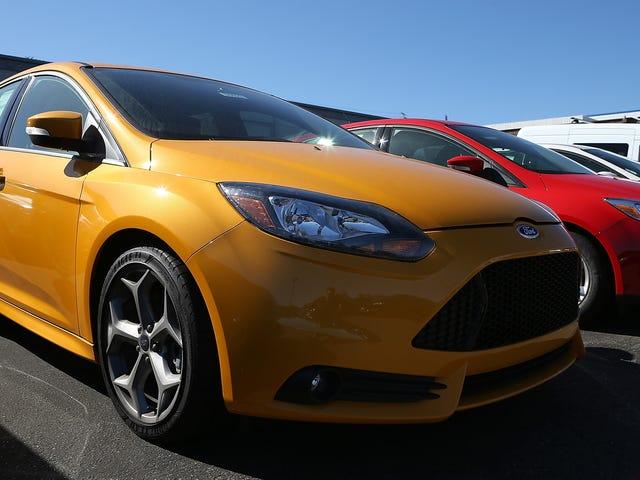 Ford fait face à une poursuite de 4 milliards de dollars pour avoir prétendument menti sur des transmissions défectueuses