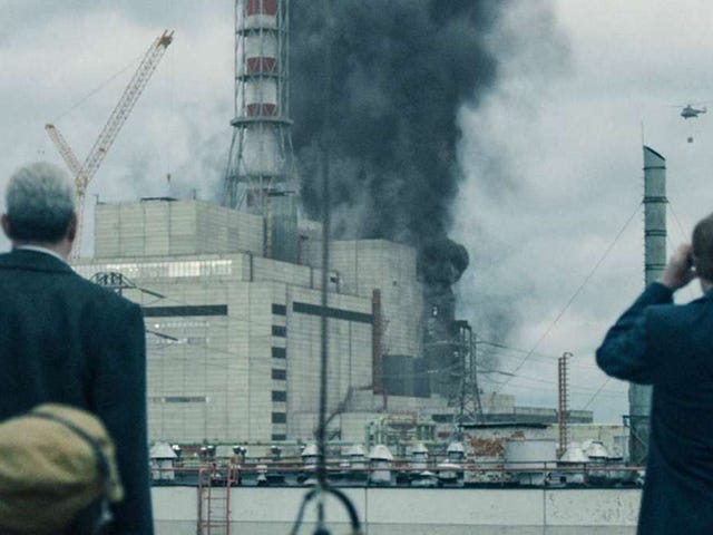 Climate Change Is Our Generation's Chernobyl Moment to Tell the Truth