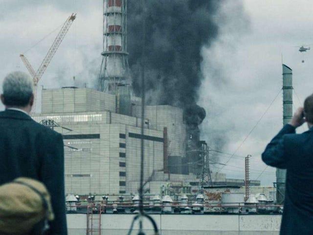 Klimaatverandering is het Tsjernobyl-moment van onze generatie om de waarheid te vertellen