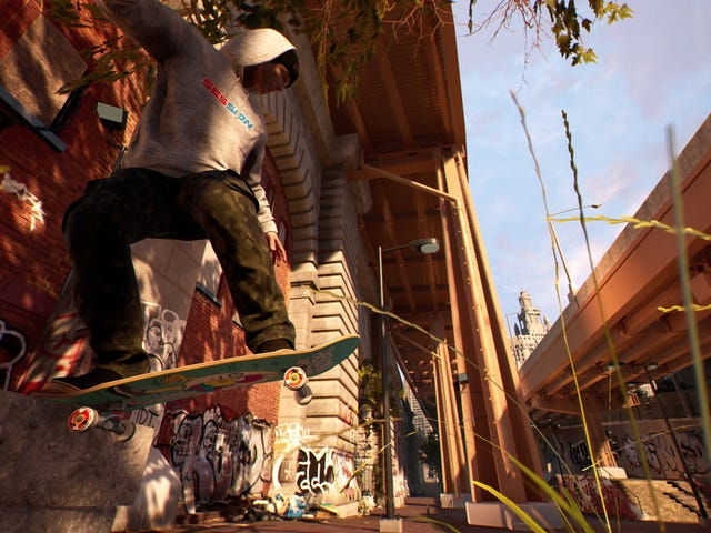 A limited preview of Session, the upcoming skateboarding simulator from creā-ture Studios, is now av