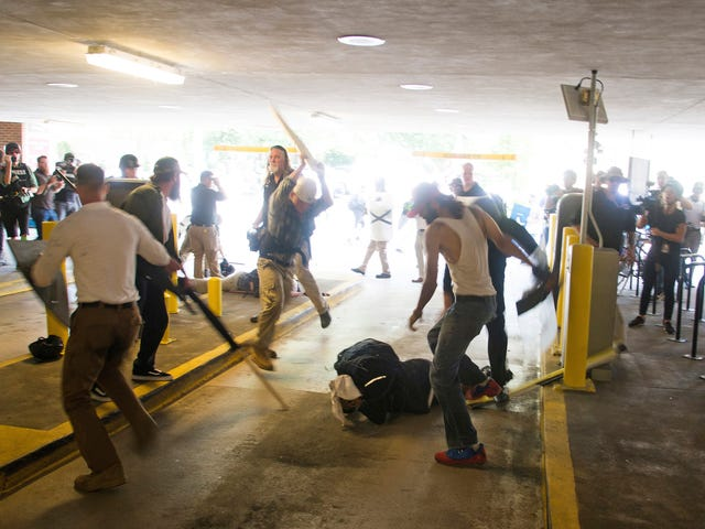 America Is Not Completely Trash After All: DeAndre Harris Found Not Guilty of Assaulting White Supremacist at Charlottesville, Va., Rally
