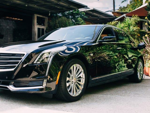 Dead: Cadillac CT6 Hybrid