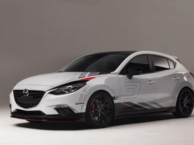 Nästa generation Mazda3 kommer snart och det kan ha ny motorteknik