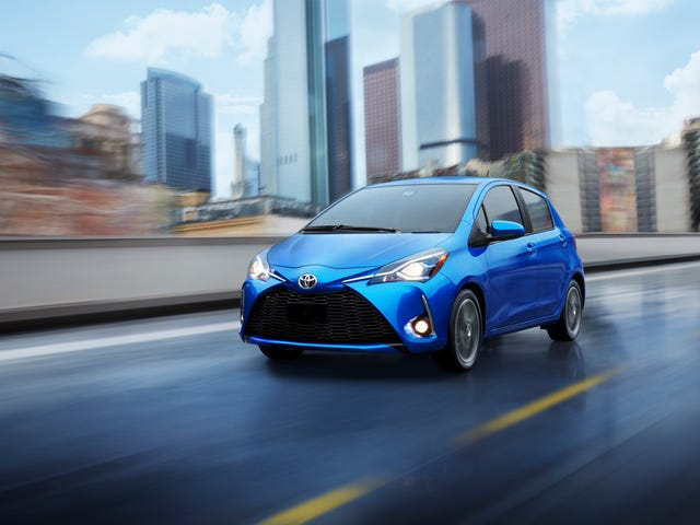 Dood: Toyota Yaris Hatchback
