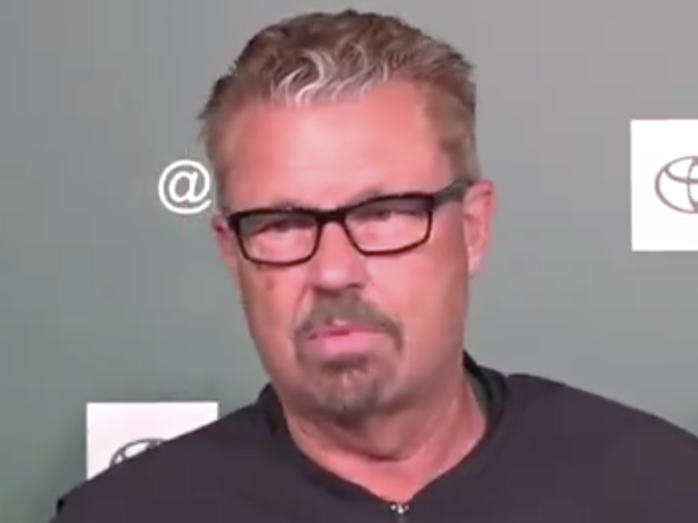 Gregg Williams secara beransur-ansur berubah menjadi tumpukan garam raksasa apabila ditanya mengenai Odell Beckham Jr.