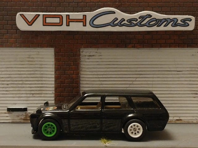 VDH Customs Garage: New Location Announcement!