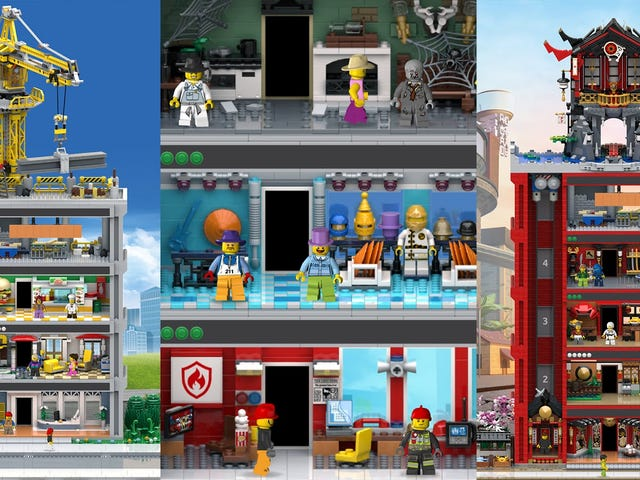 Lego Makes Tiny Tower Just A Little Bit Better