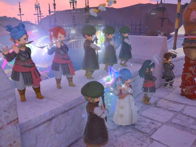 Mulakan Hari Anda Untuk Bunyi Menenangkan Daripada Bateri Final Fantasy XIV ini