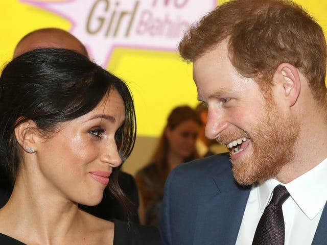 有人可以为我献上关于皇室婚礼的粪便吗?
