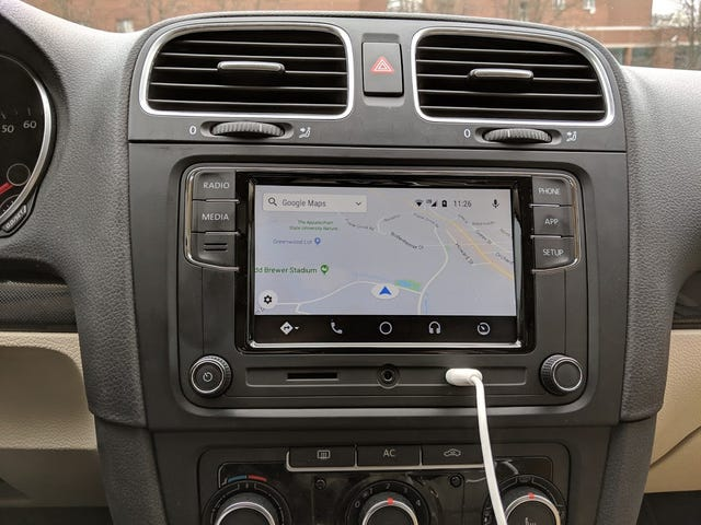 """""""OEM"""" Android Auto for $200"""