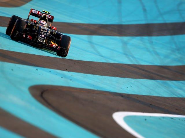 L&#39;achat de Renault par l&#39;équipe de Formule 1 Lotus sera <i>Finally</i> finalisé