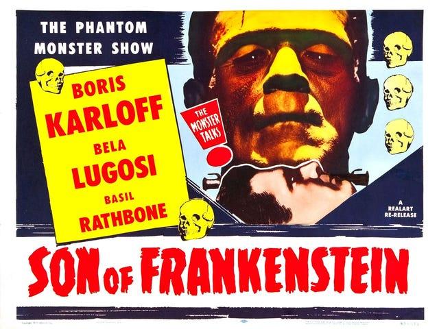 Svengoolie: Son of Frankenstein (1939)