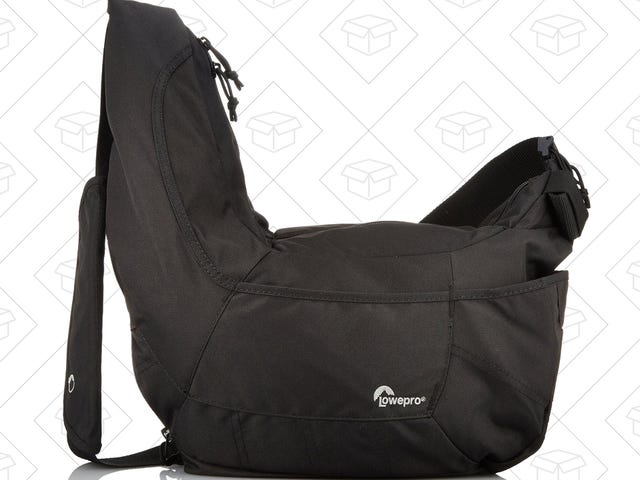 One Of Your Favorite Camera Bags Is Just $35 Today