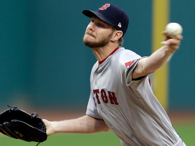 Chris Sale Made Some People Look Very Stupid