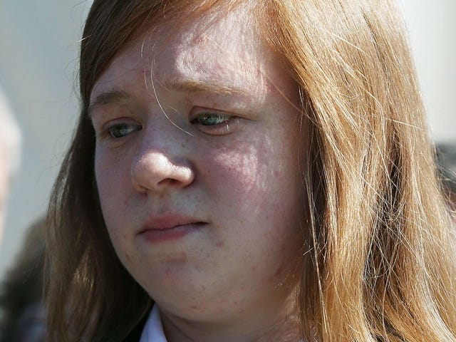 How Abigail Fisher Is All The Worst Parts Of Ron Weasley From Harry Potter