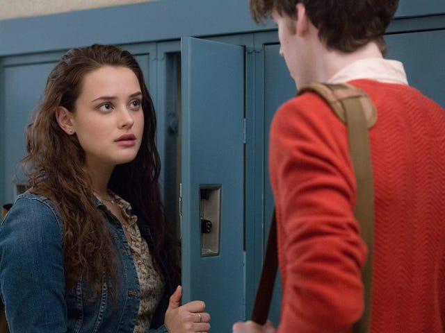 Netflix Removes Infamously Graphic Suicide Scene From 13 Reasons Why