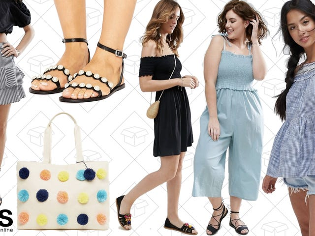 Practically Everything In This ASOS Summer Sale is Under $100