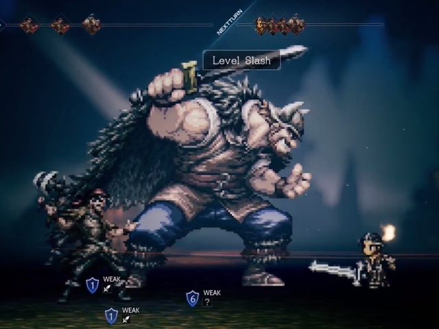Yes, Please Inject Nintendo Switch RPG Octopath Traveler Directly Into My Veins