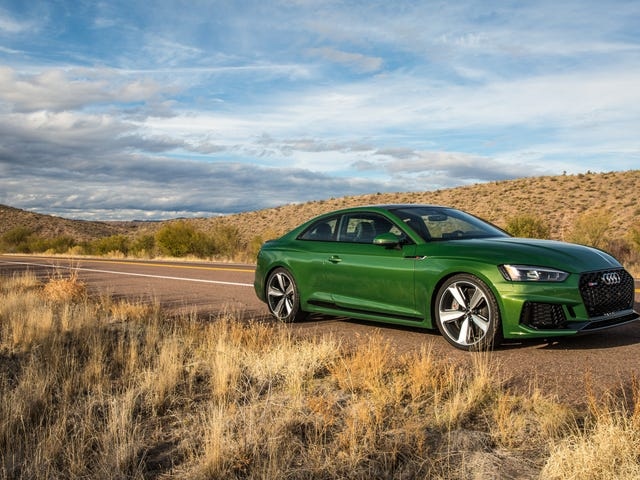 Your Next Car Should Be Green