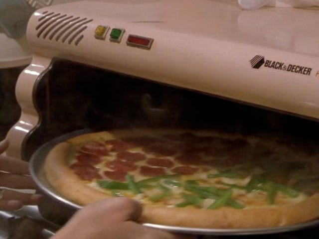 Why Even Our Most Radical Visions of the Future Include Pizza