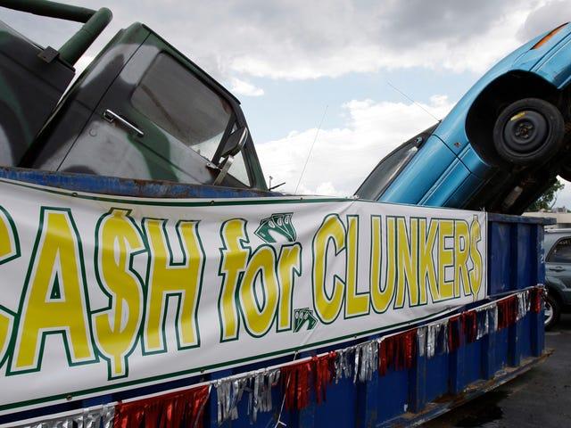 Chuck Schumer's plan om at bringe kontanter tilbage til klunkere ignorerer, hvor meget den ordning sugede