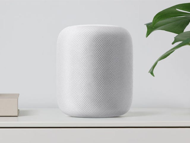 Apple Delays HomePod Speaker Release to 'Early 2018'