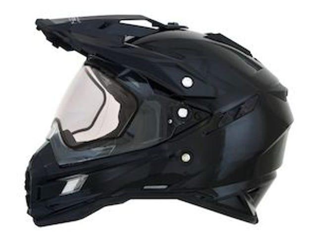 Snowmobile helmet recommendations