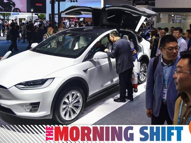 China Isn't Imposing Tariffs On U.S. Autos Just Yet