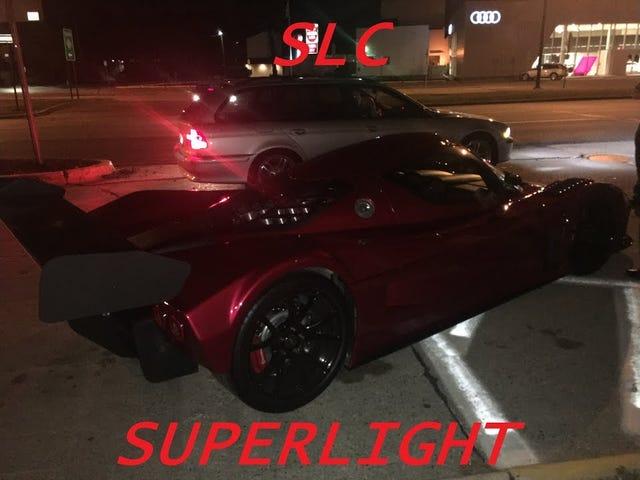 SLC Superlight: I've never heard such a V10 Noise