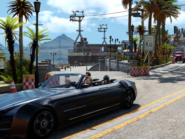 Square Enix Will Still Be Releasing Final Fantasy XV DLC In 2019