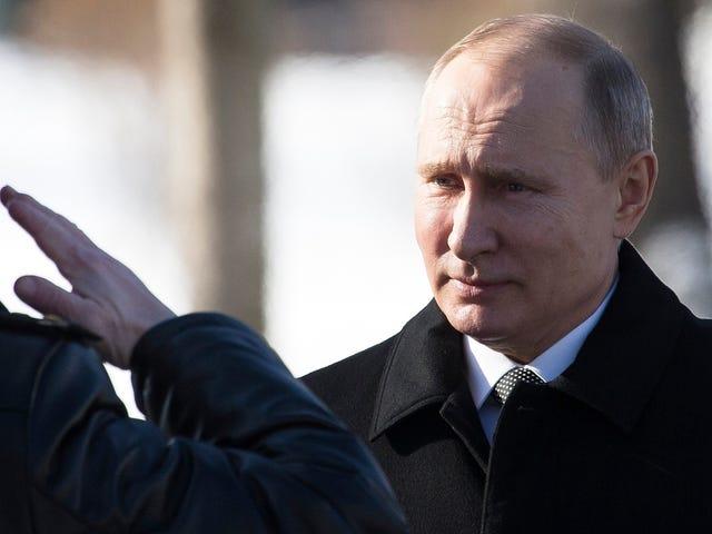 Hakkerit ilmoittavat, että murtautuvat SyTechiin, Venäjän federaation turvallisuuspalvelun urakoitsijaan
