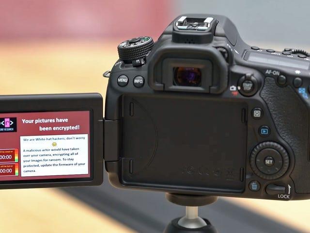 Hvis du verdsetter bildene dine, er dette en god grunn til å slå av kameraets wifi