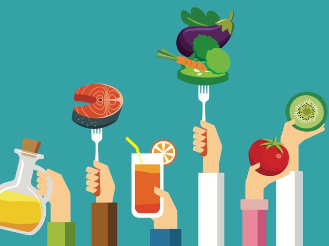 10种简单的方法,在没有思考的情况下更健康