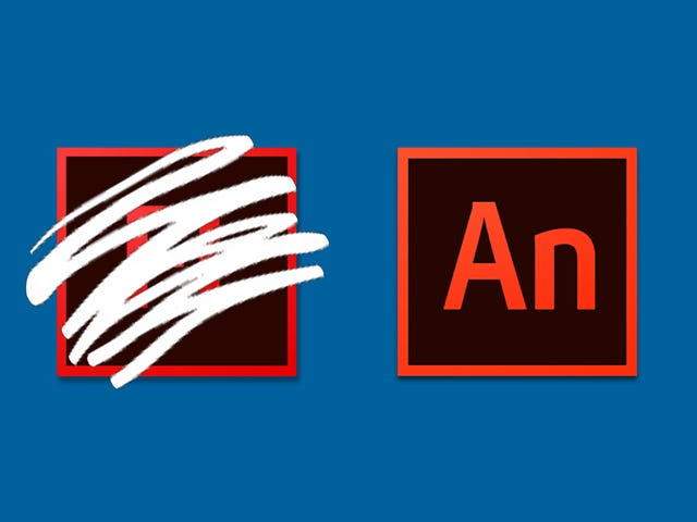 Adobe Is Finally Killing the Flash Name