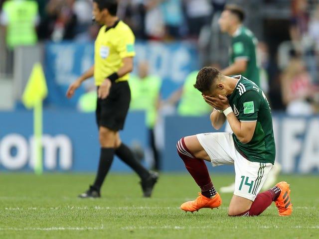 Chicharito O Gözyaşlarını Ödedi