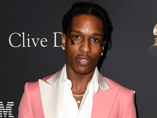 A$AP Rocky Didn't Let Trump Use Him