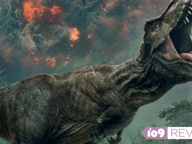 <i>Jurassic World: Fallen Kingdom</i> Lacks the Majesty the Franchise Is Known for