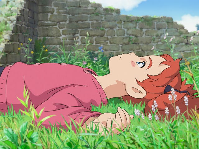 Watch the Magical New Trailer for Mary and the Witch's Flower