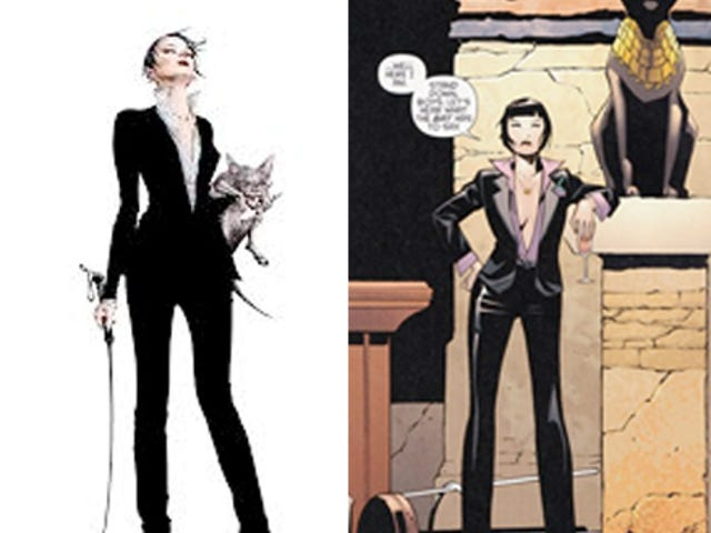 It's Not Personal: Reading Catwoman