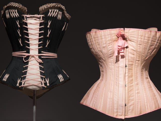 Maternity Corsets and Vintage 'Stoutwear': Charting 250 Years of Fashion and the Body