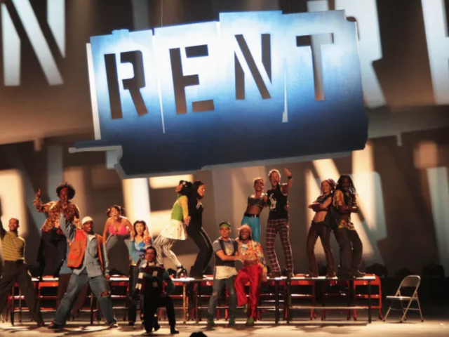 Rent Live Was Not So Live Thanks to Roger's Broken Foot