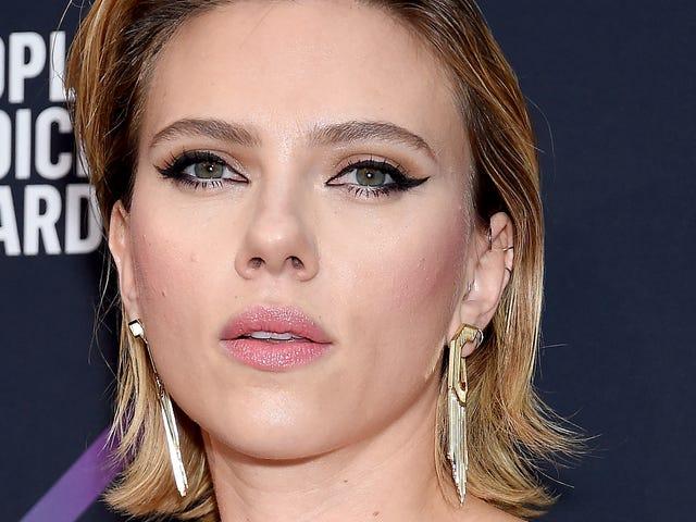Scarlett Johansson on Deepfakes: 'The Internet Is a Vast Wormhole of Darkness That Eats Itself'