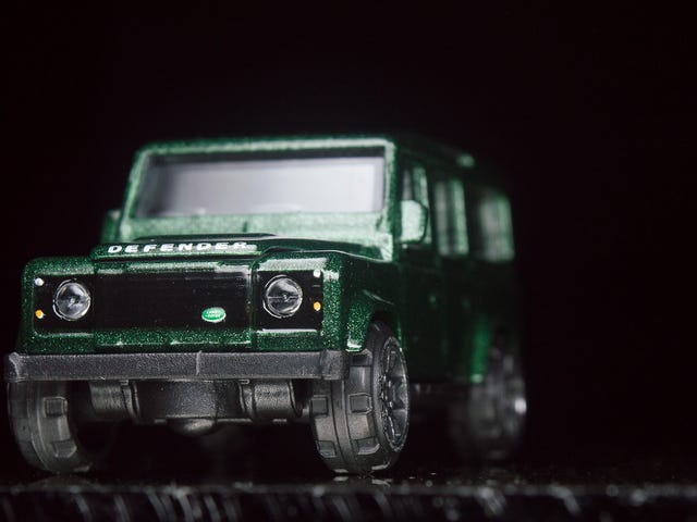 4x4 Friday - Majorette Land Rover Defender 110