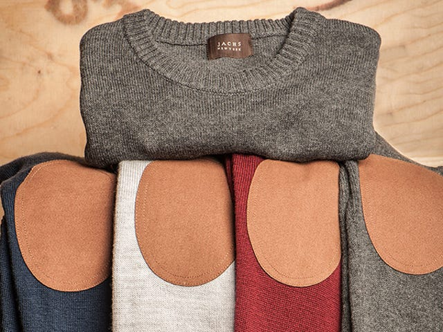 Layer Up In Warm, Comfortable Fall Sweaters From Jachs Starting at $39 (50% Off)