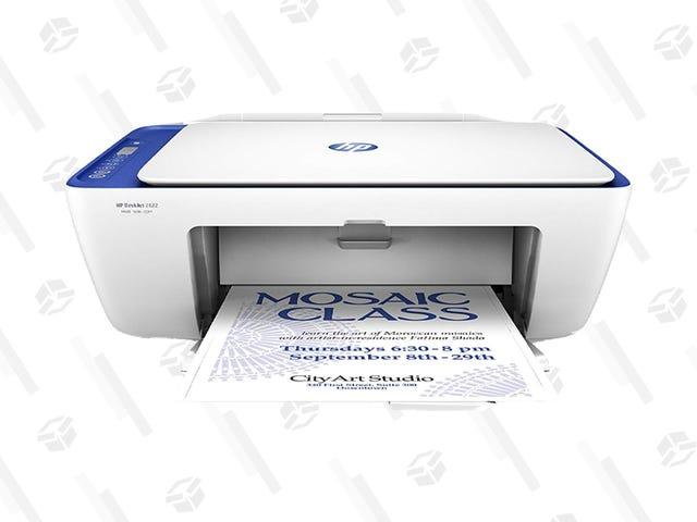 Lad os misbruge HPs Instant Ink-program for $ 40 sammen