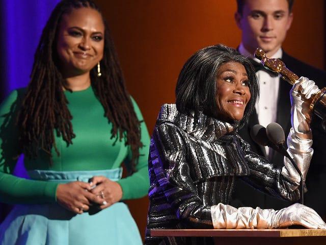 W wieku 93 lat, Cicely Tyson dostaje swój pierwszy Oscar - a Danai Gurira staje się błędna dla Violi Davis?